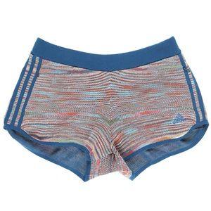 Adidas Missoni women's running shorts NWT